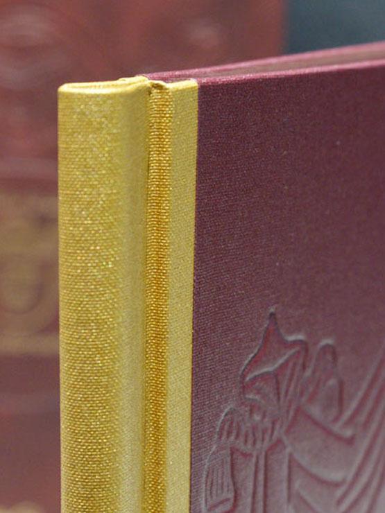 ClemmUp® Rücken in Metallium Gold